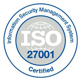 ISO 27001 systém pro advokáty Evolio
