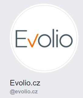 Název Facebook profilu Evolia - informační systém pro advokáty